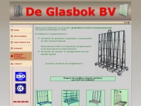 De Glasbok | Groothandel in Glasbokken en intern transportmateriaal