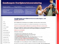 goedkoopste-overlijdensrisicoverzekering.nl