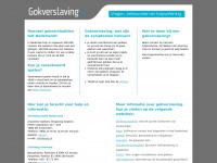Gokverslaving.nl - Vragen, antwoorden en hulpverlening