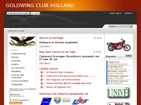 Goldwing Club Holland - Home