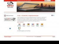 Gortergroup.com - Gorter Hatches - Roof hatches, floor, wall & ceiling doors