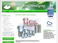 GRANDER watervitalisatie of watervelevendiging | Aqua Vital