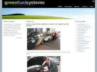 Green Fuel Systems