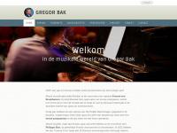 Gregorbak.nl - welkom in de muzikale wereld van