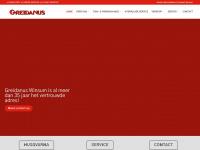 Geidanus Winsum | Hydrauliek Service - Tuin en Park - Landbouw Mechanisatie - Autogarage - Gasflessen