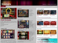 Grumpie.nl - grumpie - Free slotmachines, Bingo, Casino, Slots, Games and many more.