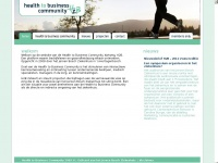 H2bc.nl - Home - Health 2 Business