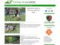 Voetbal in Aalsmeer