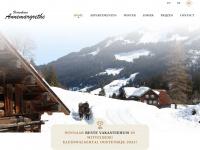 Vakantiehuis Annemargrethe in Mittelberg (kleinwalsertal Oostenrijk)