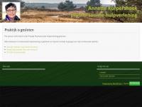 Annette Kurpershoek – Psycho-sociale hulpverlening