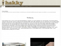 Hakky.nl - Hakky - Home