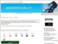 gpsbiketracks.be