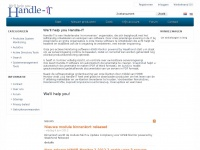 Handle-it.nl - IT System Tools and Software
