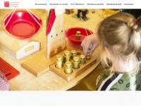 Nederlandse Montessori Vereniging - Opvoeding en onderwijs voor uw kind