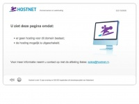 Hapi.nl - Hostnet, domeinnaamregistratie, webhosting, dedicated hosting, VPS
