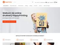 Voordelig drukwerk - visitekaartjes, briefpapier, enveloppen, folders, flyers, posters, etc. GRATIS bezorgd!| Happyprinting.nl