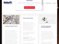HappyLift BV Schuifraambeslag Balansveren Afdichtingsmaterialen Scheepsbeslag