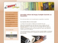 Glasfolie, raamfolie en decoratiefolie | Happy Sunlight - sunlight.nl