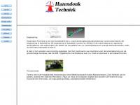 hazendonktechniek.nl