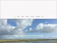 Heemkundetholen.nl - Heemkundekring Stad en Lande van Tholen – En nog een WordPress site