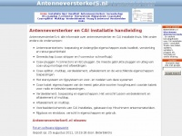 antenneversterkers.nl