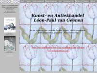 Antieketegels.nl - De Porcelijne Lampetkan - Home