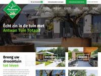 Antwantuintotaal.nl - Antwan Tuintotaal - Uw hovenier in de regio Rotterdam!
