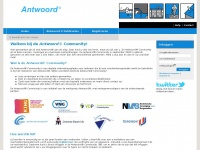 Secured Home of antwoordcommunity.nl