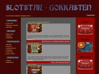 Slotstars.org - Win casino jackpots by playing online slot machines