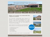 High-chaparral.nl - Welkom