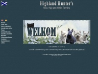 Highlandhunters.nl - Highland Hunters Breeder of West Highland White Terriers