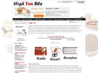 Highteasite.nl - High Tea - dé High Tea website  | High Tea