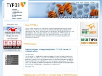 TYPO3 Enterprise Content Management Systeem - TYPO3 GmbH