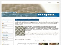 Hiltex.nl - Hiltex is a multi-product producer of heat-resistant technical textiles