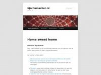 hjschumacher - Een WordPress site test casehjschumacher | Een WordPress site test case