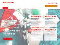 Hoefnagel en Zoon B.V. | Oliebestellen