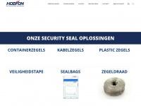 Hoefon, Bolt Seals, Cable Seals, Plastics Seals, High Security Seals
