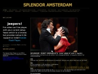 splendoramsterdam.com