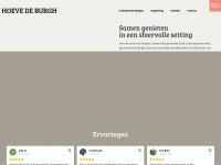 Vakantiewoningen Hoeve de Burgh | Gulpen Zuid Limburg