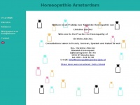 homeopathieamsterdam.nl