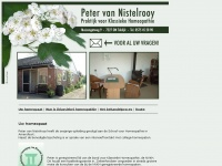 homeopathie-vannistelrooy.nl