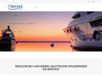 Van Iersel Nautische Service | Vaarles en captainservice