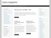 jonasmagazine.nl