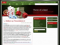 Three of a kind » Leer online poker en begin met geld verdienen