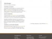 Hotel Bergen Sfeervol, knus en gastvrij familiehotel in Bergen NH | Hotelbergen.nl