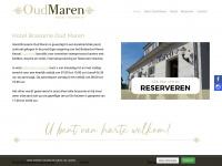 Hotelbrasserieoudmaren.nl - Hotel Brasserie Oud Maren