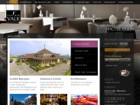 Hotelcuijk.nl - Van der Valk | Hotel Cuijk - Nijmegen | A73 | kamers | restaurant | zalen