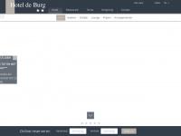 hoteldeburg.nl