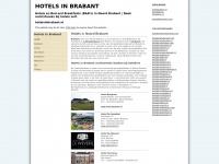 Hotels Noord Brabant hotel boeken: hotels in brabant