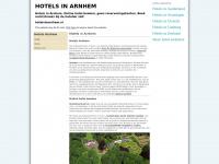 hotelsinarnhem.nl